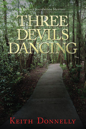 Three Devils Dancing Cover